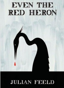 EvenTheRedHeronCover
