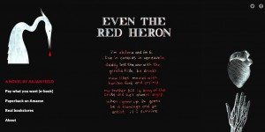 EvenTheRedHeronWebsite